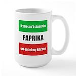 Paprika Lover Large Mug