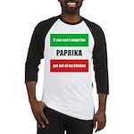 Paprika Lover Baseball Jersey
