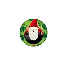 SantaElfPuzzle Mini Button