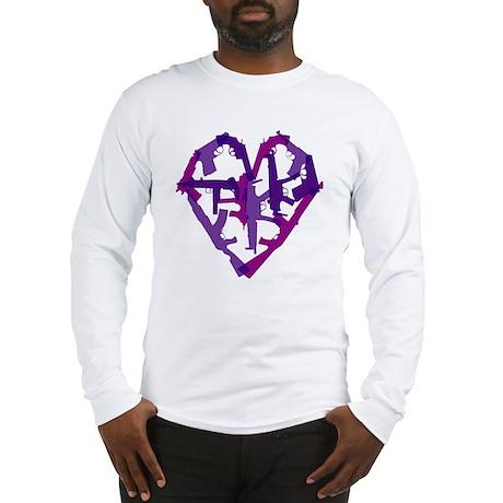 gun love Long Sleeve T-Shirt