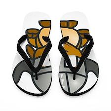Gnu Knight ONLY Flip Flops