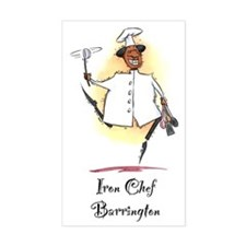 chefblack_ IronChef Decal
