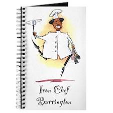 chefblack_ IronChef Journal