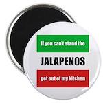 Jalapeno Lover Magnet