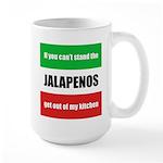 Jalapeno Lover Large Mug