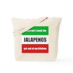 Jalapeno Lover Tote Bag