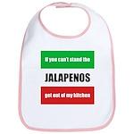 Jalapeno Lover Bib