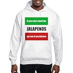 Jalapeno Lover Hooded Sweatshirt