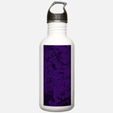 purple Water Bottle