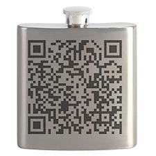 CLFnourishBlack10 Flask