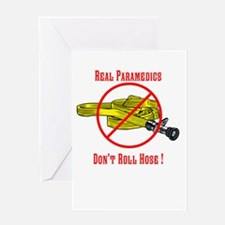 Paramedic shirts and Gifts Greeting Cards