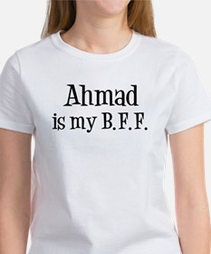Ahmad is my BFF Tee