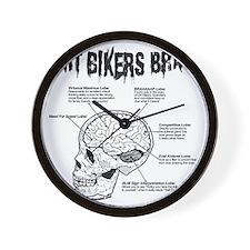 dirtbrain Wall Clock