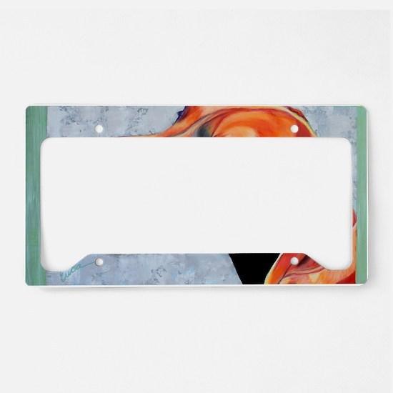 RoscoeCP License Plate Holder