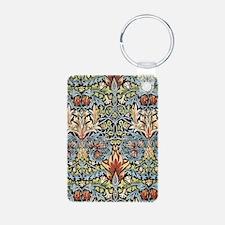 William Morris vintage pat Keychains