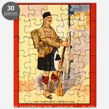 King and country Puzzle