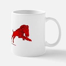 LionLamb_Red Mug
