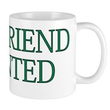 gf wanted green Mug
