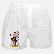 Vintage Jester Joker Boxer Shorts