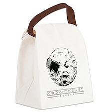 moonbulletlogoTSHIRT Canvas Lunch Bag