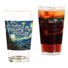 Waylons Drinking Glass