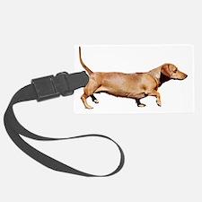 dachshund_1 Luggage Tag