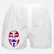 RWBmask Boxer Shorts
