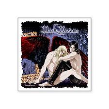 """DarkDreams Square Sticker 3"""" x 3"""""""