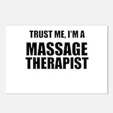 Trust Me, Im A Massage Therapist Postcards (Packag