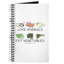 Love Animals Journal