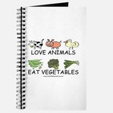 Love Animals Journal