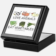 Love Animals Keepsake Box