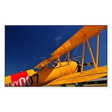 Calendar Shots, Plane Blue Sky Decal