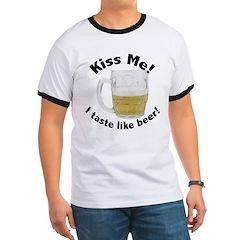 Kiss Me Beer T