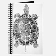 Turtle Vintage Journal