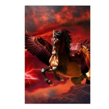 Pegasus 2copy Postcards (Package of 8)