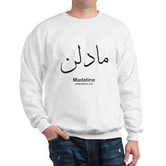 Madeline Arabic Sweatshirt