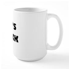 OTs Rock Mug