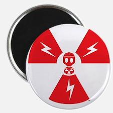 FS Radioactive w/o Slogan Magnet