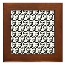 2125x2577flipflopsabrahamlincoln5 Framed Tile