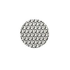 2125x2577flipflopsabrahamlincoln5 Mini Button