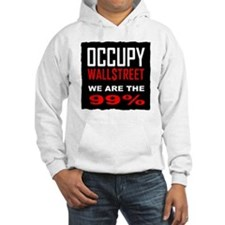 occupywllstrt we are the 99 Hoodie
