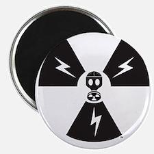 FS Radioactive Black w/ Slogan Magnet