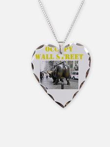 WallStreetBullBTB Necklace