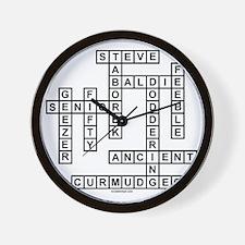 PAULS Wall Clock