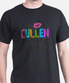 Cullen Thing Colors T-Shirt