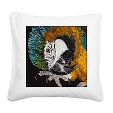 Rosalie Square Canvas Pillow