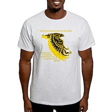yellow, Isaiah 4031 T-Shirt