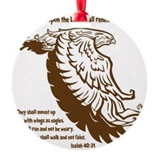 brown, Isaiah 4031 Ornament