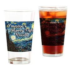 Yasmines Drinking Glass